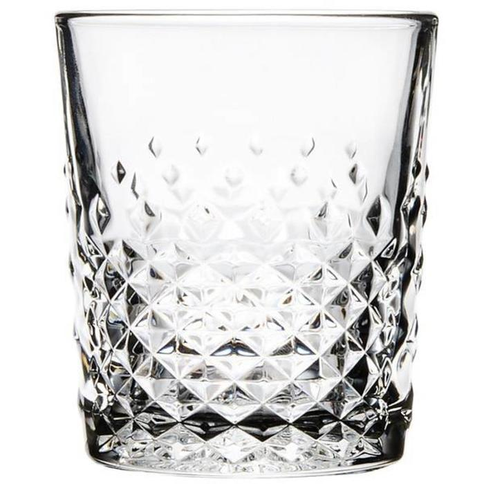Carats Old Fashioned Glass, 12oz.