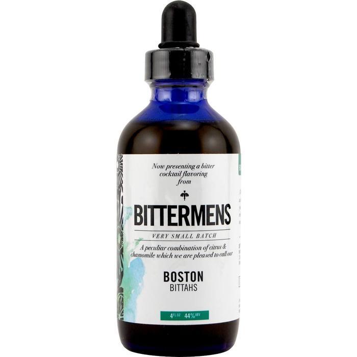 Bittermens Boston Bittahs, 5oz