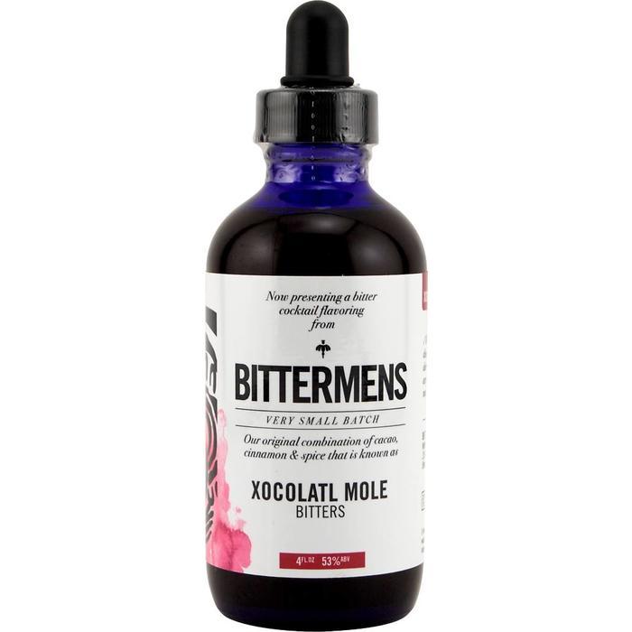 Bittermens Xocolatl Mole Bitters, 5oz