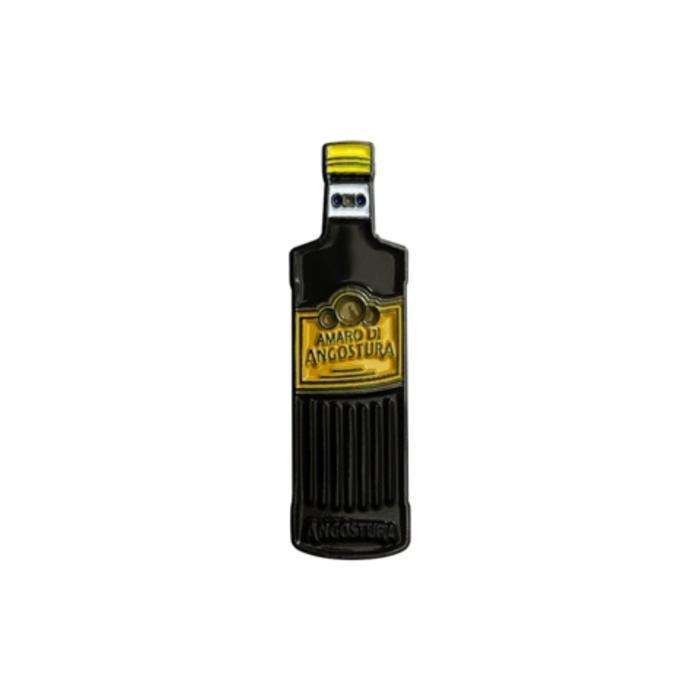 Amaro di Angostura Bottle Pin, Enamel