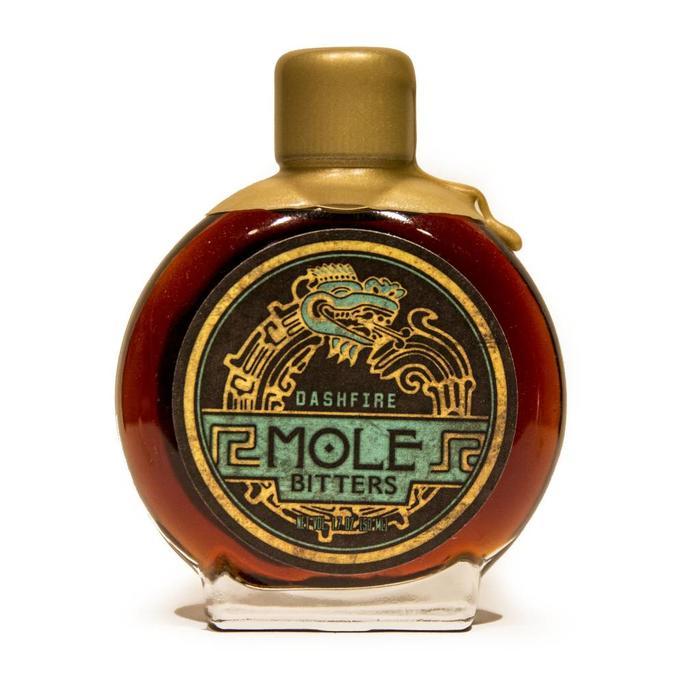 Dashfire Mole Bitters, 1.7oz