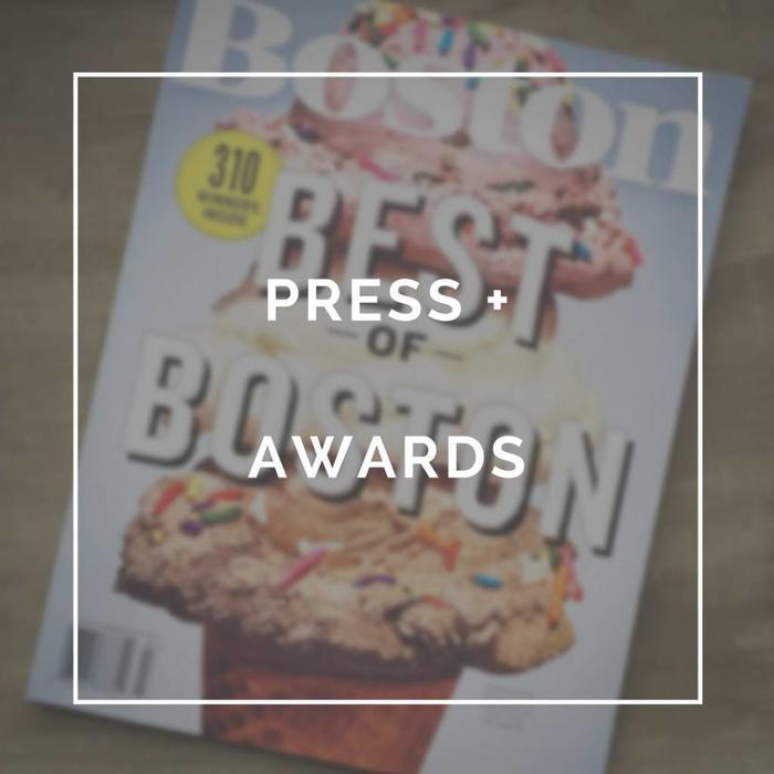 Press + Awards