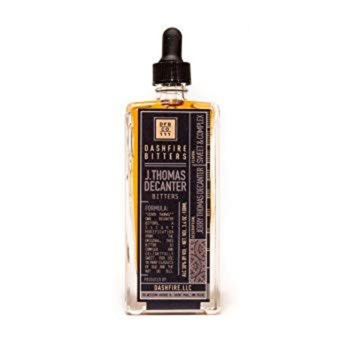 Dashfire Jerry Thomas Bitters, 3.4oz