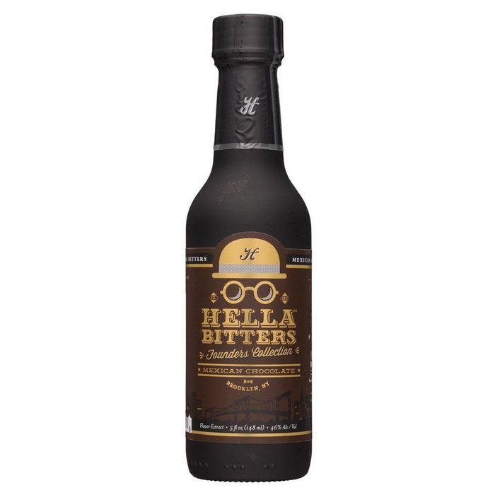 Hella Mexican Chocolate Bitters, 5oz