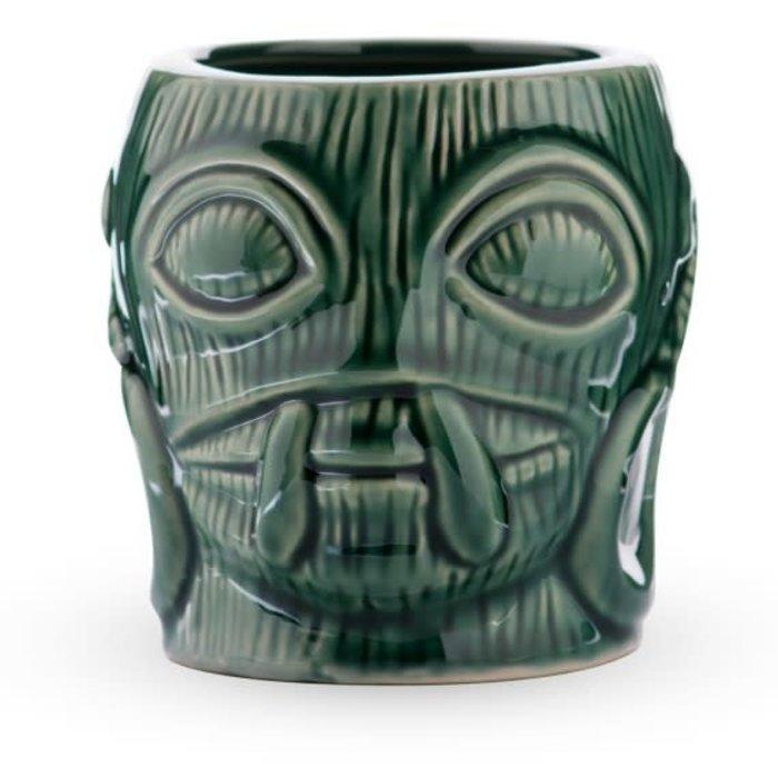 Bora Mug Tiki Mug, Green 12 oz.