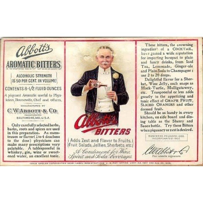 Abbott's Bitters, 5 oz.