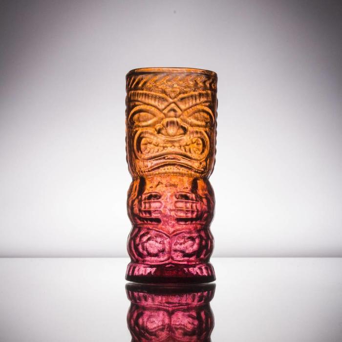 Glass Tiki Mug, Original