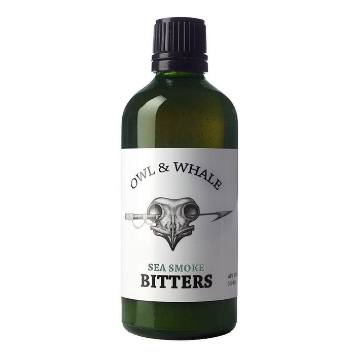 Owl and Whale Sea Smoke, 100 ml
