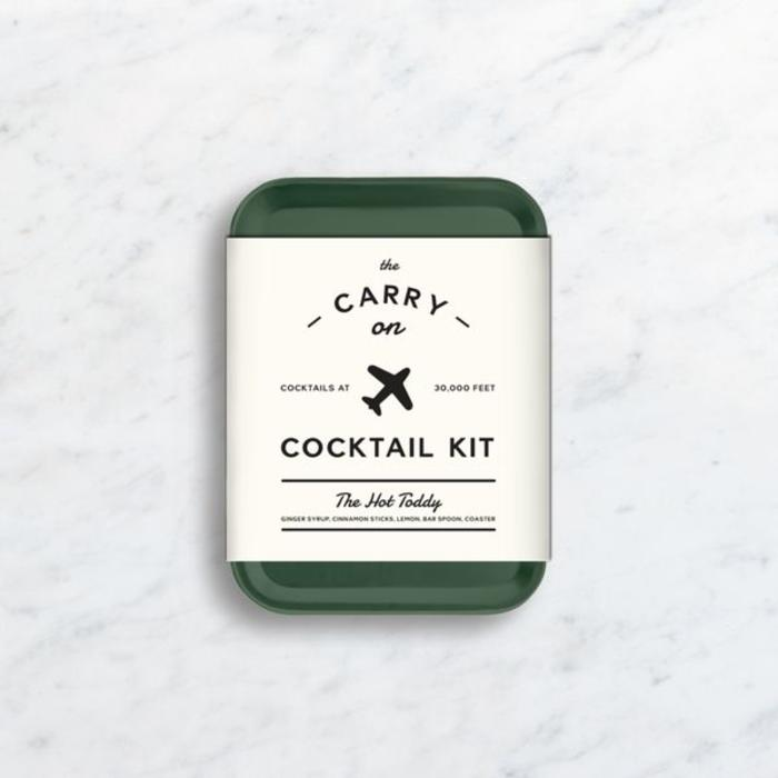 The Carry on Cocktail Kit - The Hot Toddy