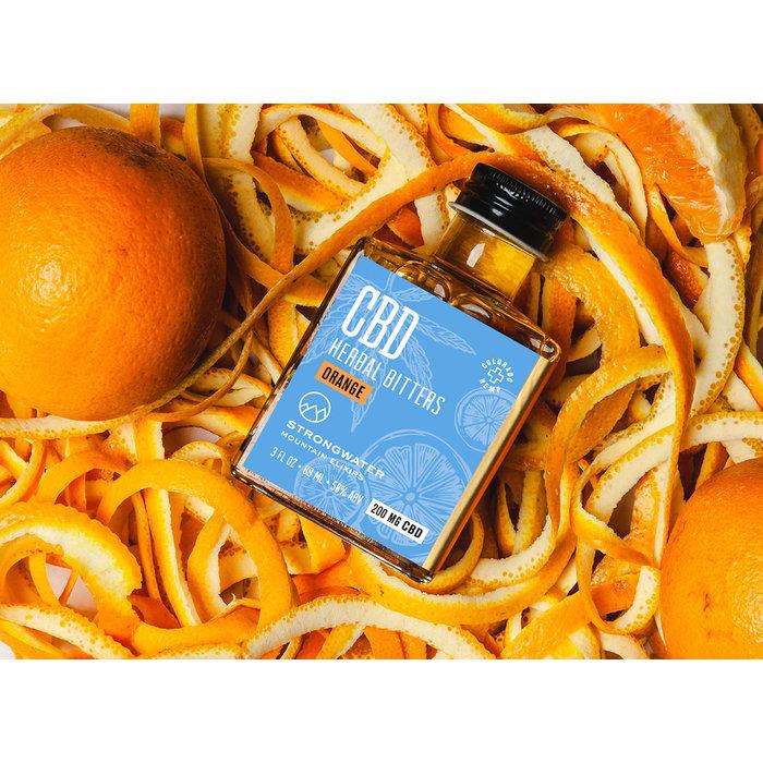 CBD Orange Bitters, 3oz