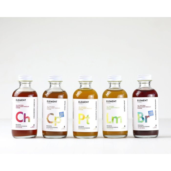 Element Mini Gift Set, 5x - 2oz Bottles
