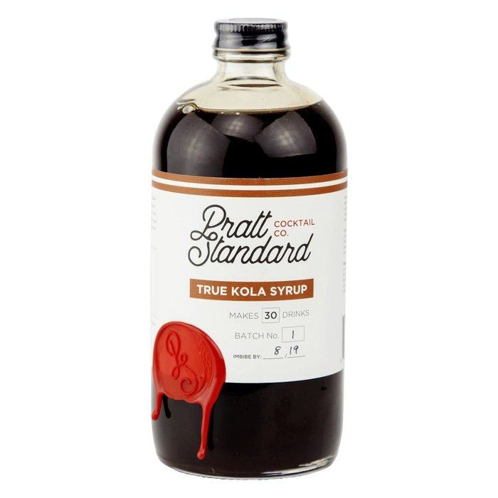 Pratt Standard Kola Syrup, 16oz