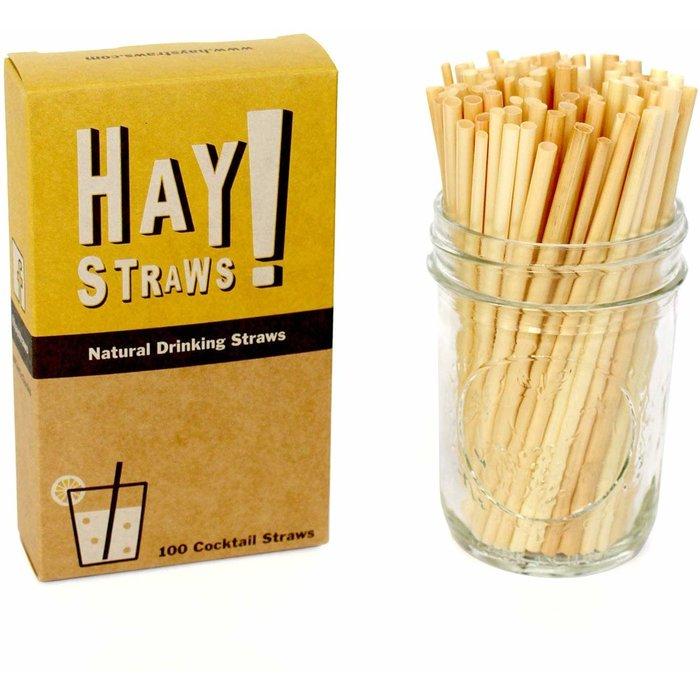 "Hay! Straws, 5"" 100ct"