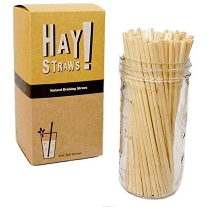 "Hay! Straws, 7.5"" 500ct"