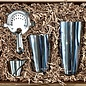 The Stainless Steel Shaker Set