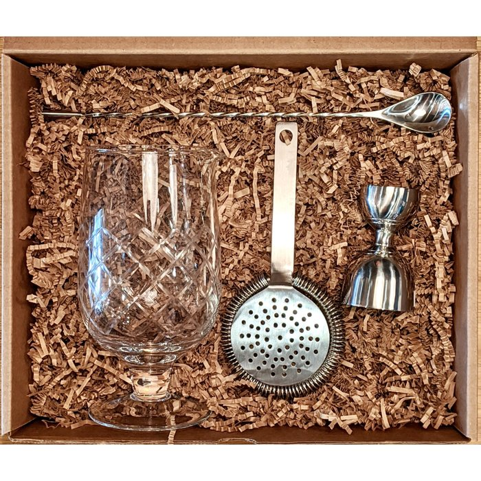 The Improved Mixing Glass Kit