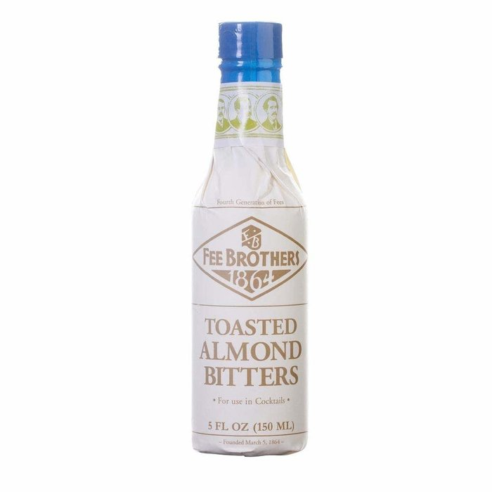 Fee Brothers Toasted Almond Bitters, 5 oz.