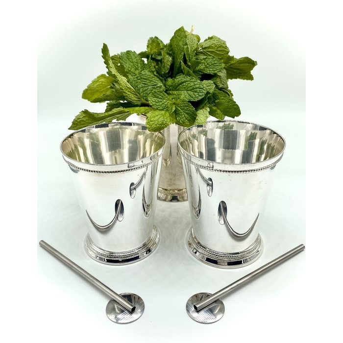 The Mint Julep Set