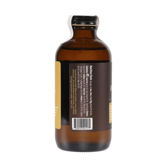 California Almond Orgeat Syrup, 8oz