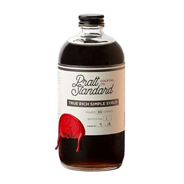 Rich Simple Syrup, 16oz