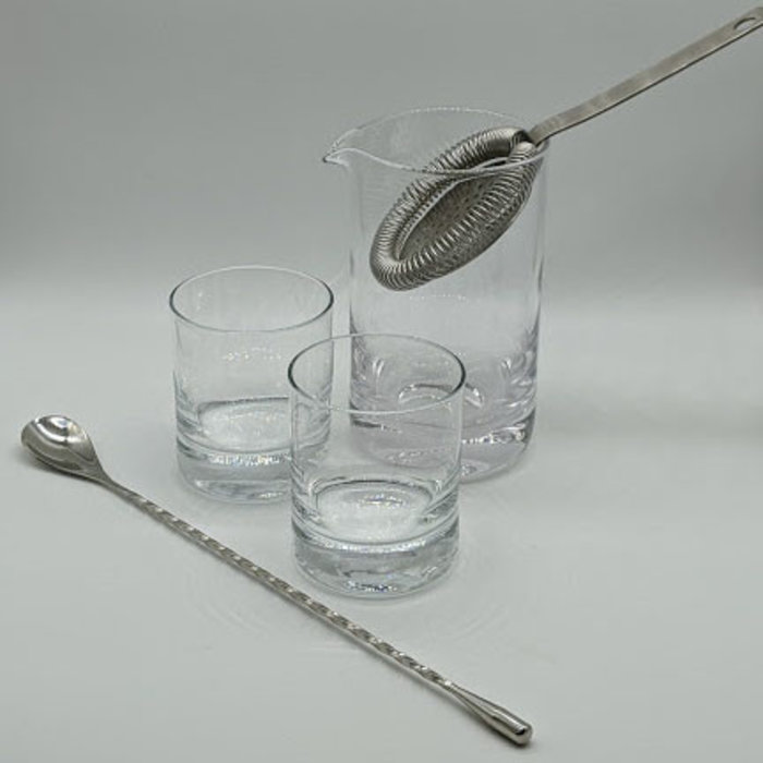 The Mixing Glass Kit, for 2