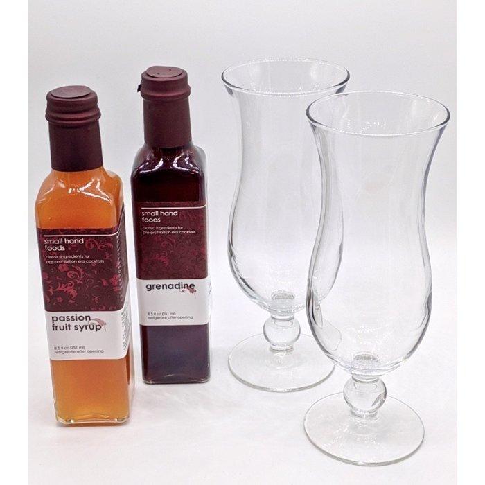 The Hurricane Cocktail Kit