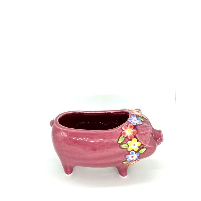 Pink Piggy Tiki Mug, 16oz