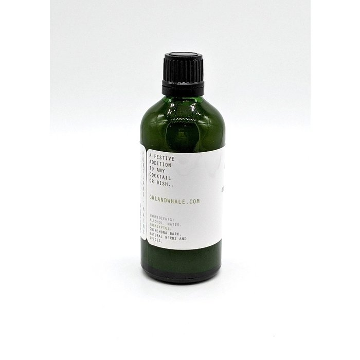 Owl and Whale Eucalyptus Bitters, 100 ml