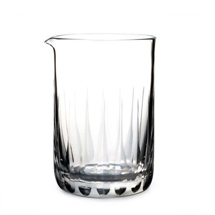 Seamless Paddle Mixing Glass, 550ml