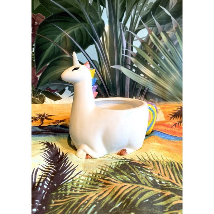 Unicorn Tiki Mug, 12oz
