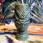 Head Hunter Tiki Mug, Green 15 oz.