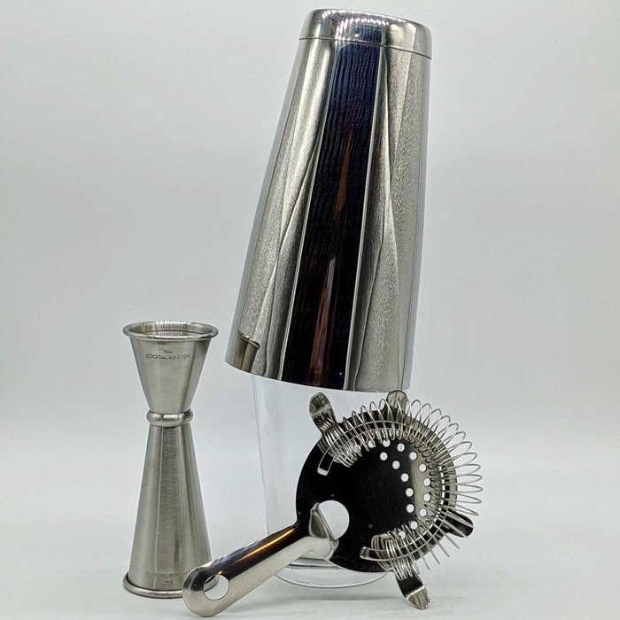 The Shaker Set - Japanese Jigger