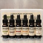 Crude Six Bitters Sample Set