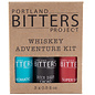 Portland Bitters Project Whiskey Kit, Aromatic/Cacao/Super Spice, 3 x 0.5oz