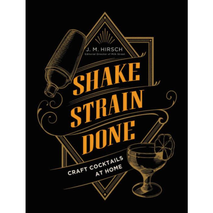 Shake Strain Done by J.M. Hirsch