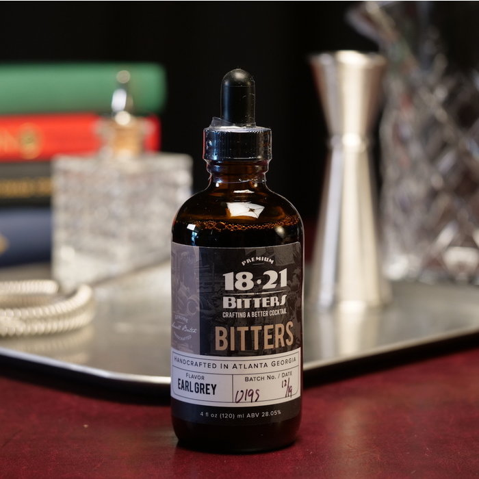 18.21 Earl Grey Bitters, 4 oz.