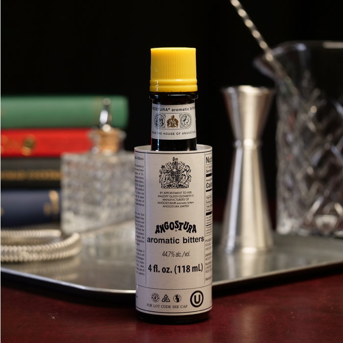 Angostura Aromatic Bitters, 4 oz.