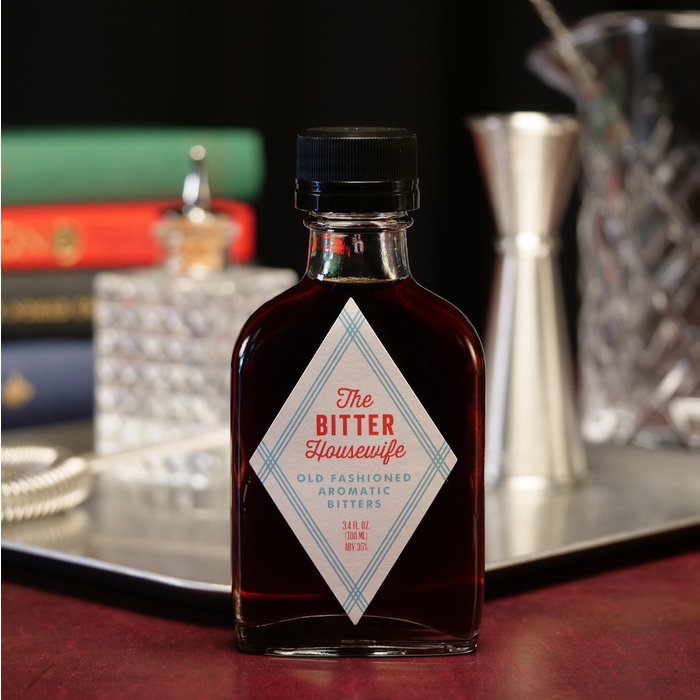 The Bitter Housewife Old Fashioned Aromatic Bitters, 100ml.