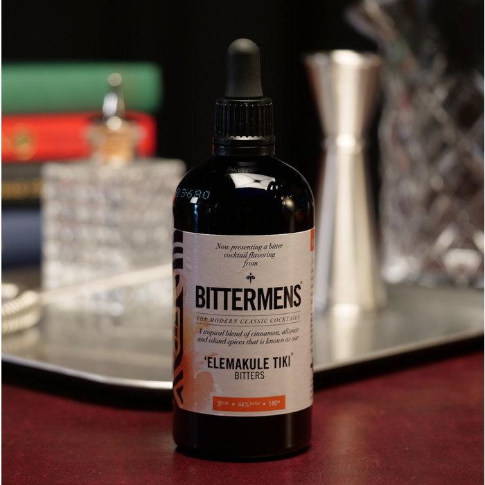 Bittermens Elemakule Tiki Cocktail Bitters, 5oz
