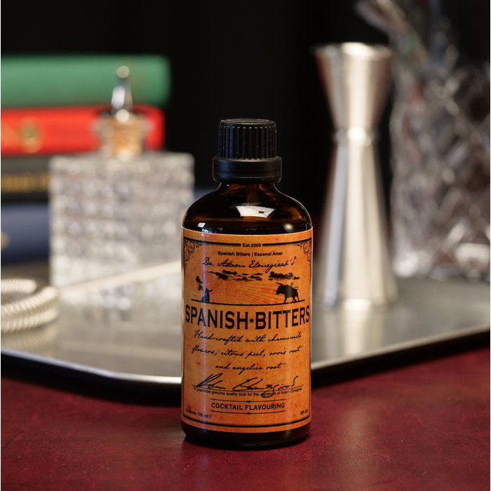 Dr. Adam Elmegirab's Spanish Bitters, 100ml