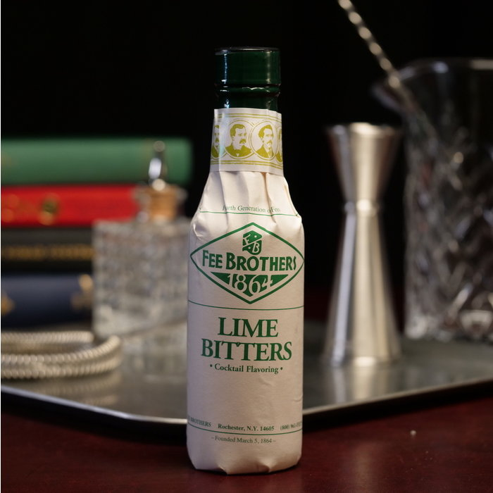 Fee Brothers Lime Bitters, 5 oz.