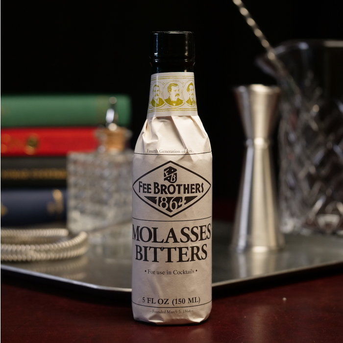 Molasses Bitters, 5 oz.