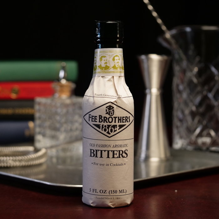 Fee Brothers Old Fashioned Aromatic Bitters, 5 oz.