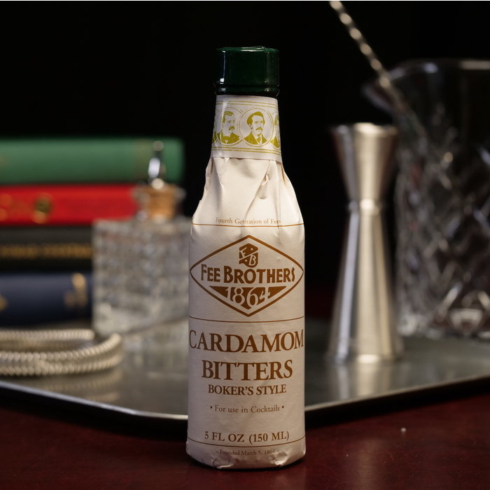 Fee Brothers Cardamom Bitters, 5 oz.