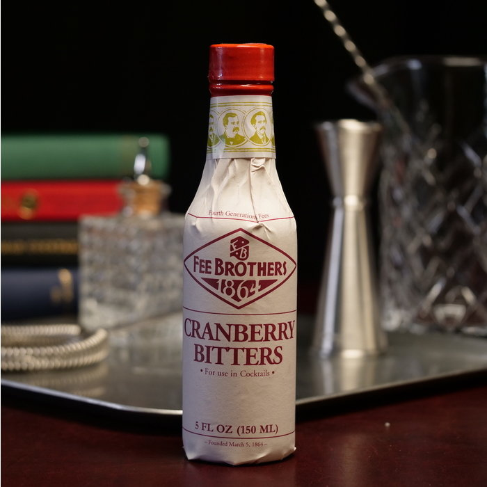 Fee Brothers Cranberry Bitters, 5 oz.