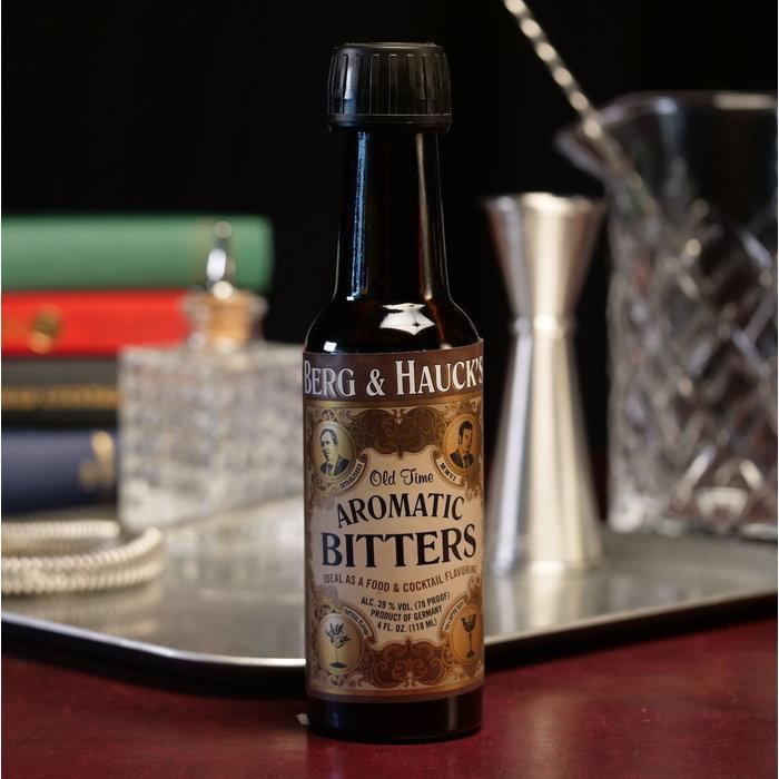 Berg & Hauck's Aromatic Bitters, 4 oz.