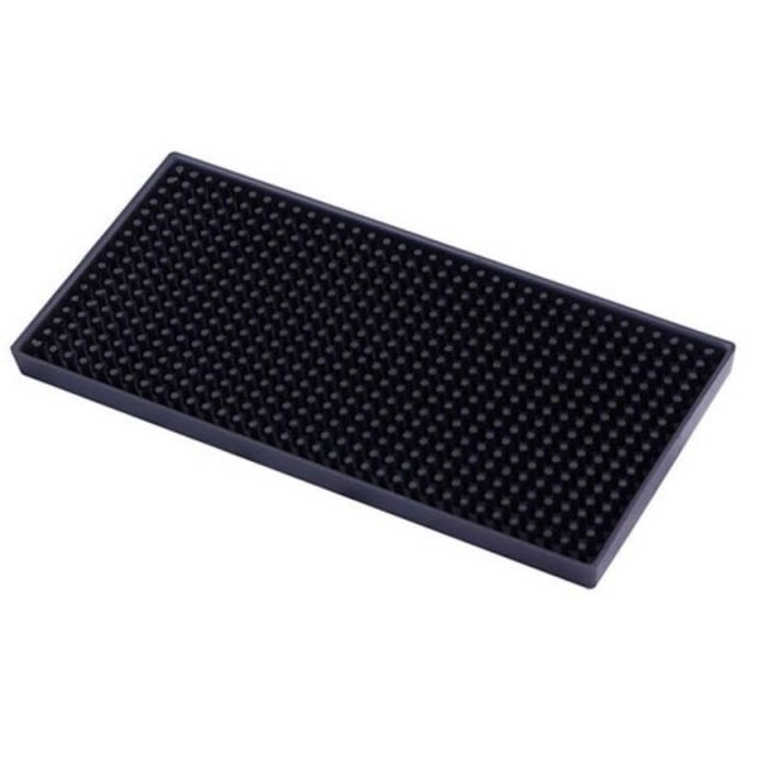 XL Shaker Mat, Black, 12 x 6in.