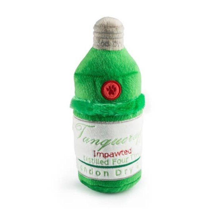 Tanqueruff Gin, Plush Dog Toy