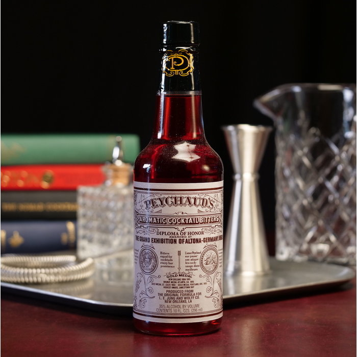 Peychaud's Aromatic Cocktail Bitters, 10 oz.