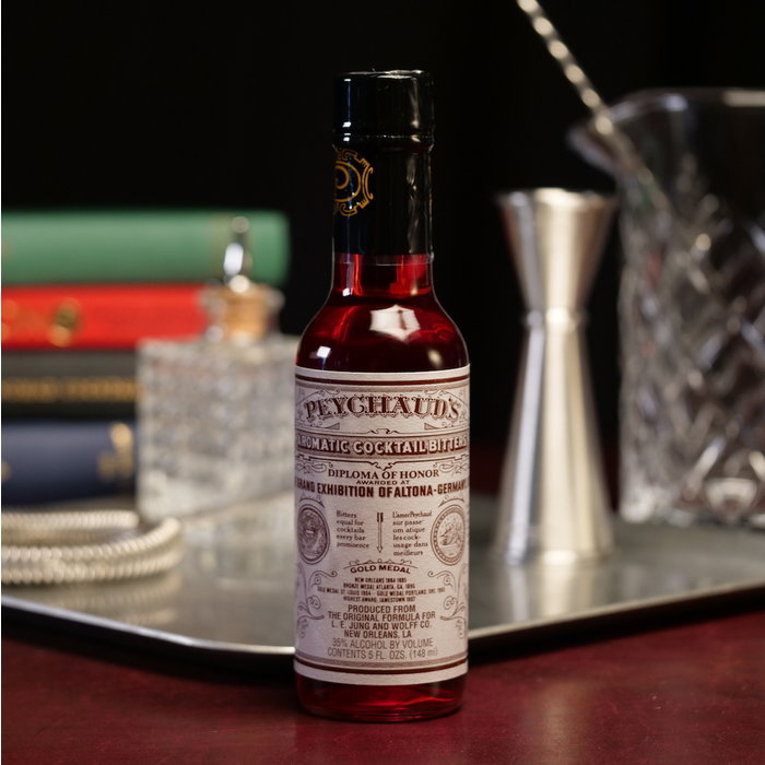 Peychaud's Aromatic Cocktail Bitters, 5 oz.